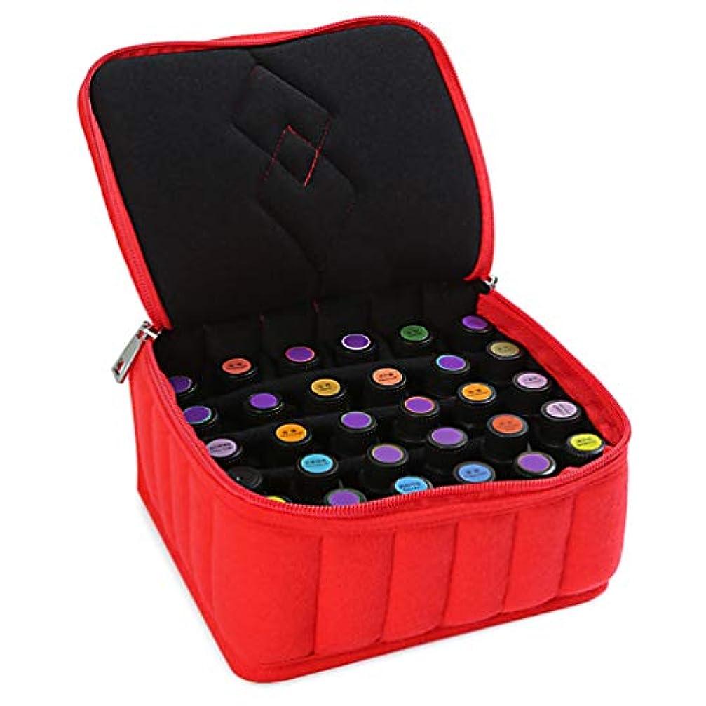 持ってる数学者札入れリングケース 指輪 ベロア調 ピアスケース 30個 収納可 ディスプレイ 展示用 ジュエリーボックス