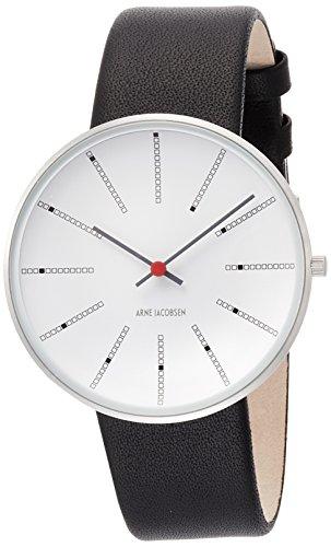[アルネ ヤコブセン]ARNE JACOBSEN 腕時計 53102-2001  【正規輸入品】