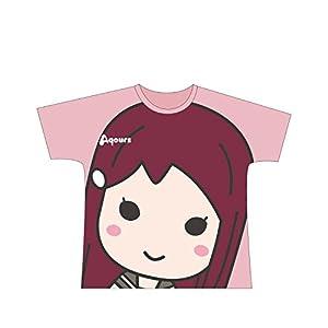 ラブライブ!サンシャイン!! フルグラフィックTシャツ 桜内梨子 ユニセックス Lサイズ