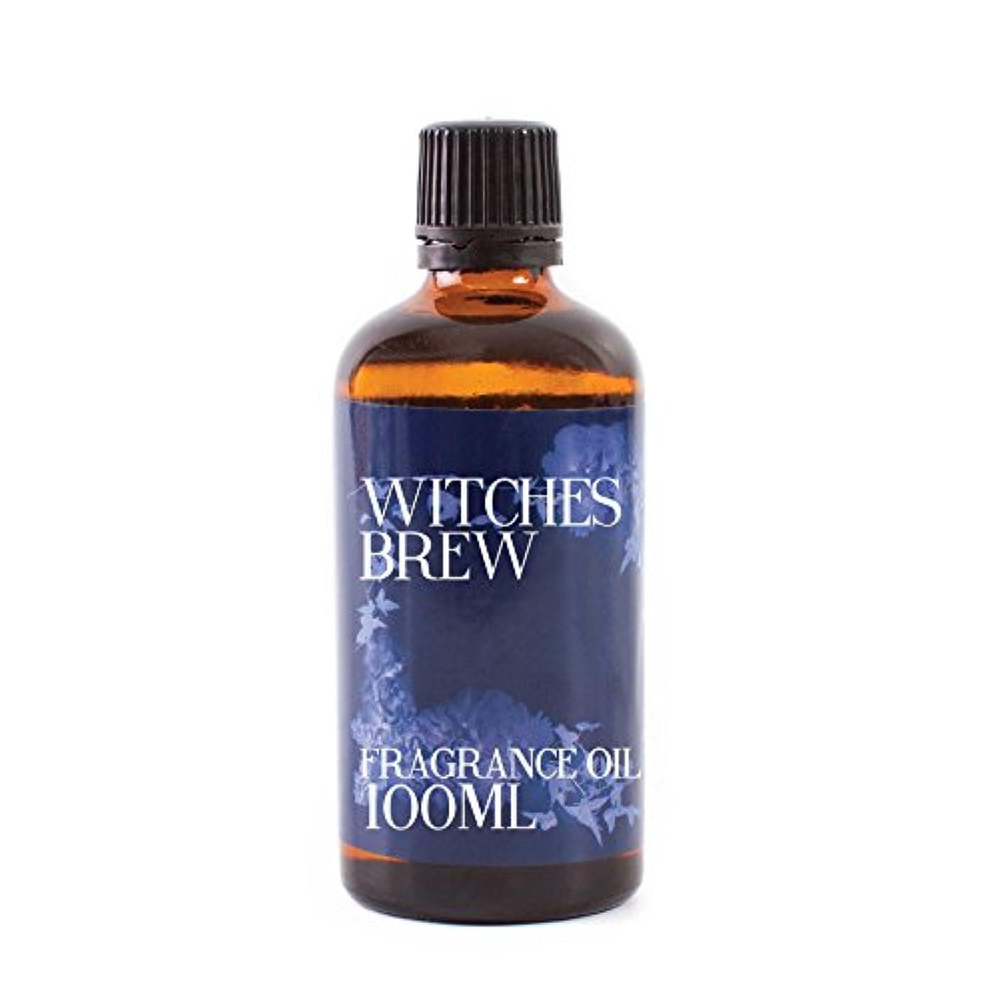 手首権限を与える離れたMystic Moments | Witches Brew Fragrance Oil - 100ml