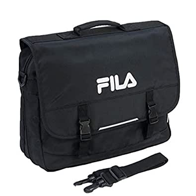 FILA (フィラ) 3WAYバッグ 通学・通塾 7603 (ブラック)