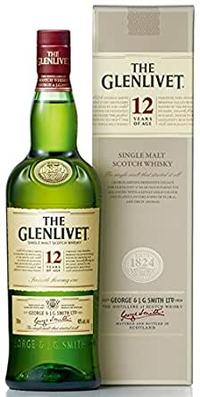 ザ・グレンリベット 12年 700ml シングルモルトスコッチウイスキー ギフト箱入り スコットランド