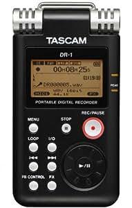 TASCAM ハンディレコーダー 高音質 DR-1