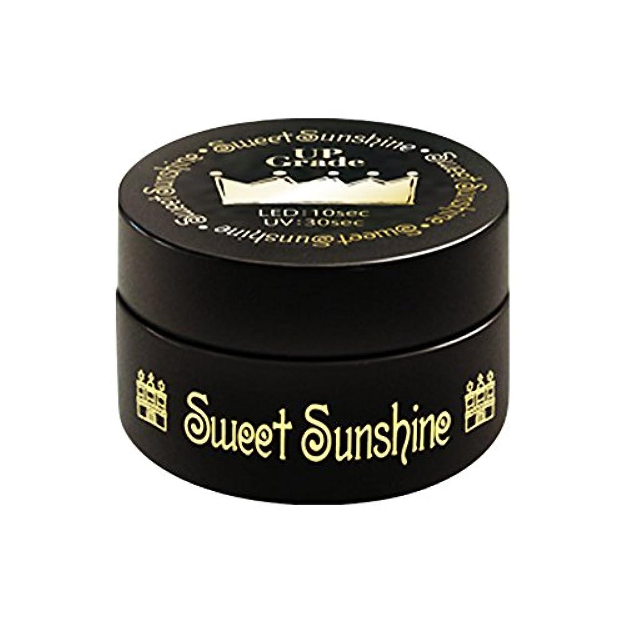 印をつける動力学談話Sweet Sunshine ベースジェル 4g UV/LED対応