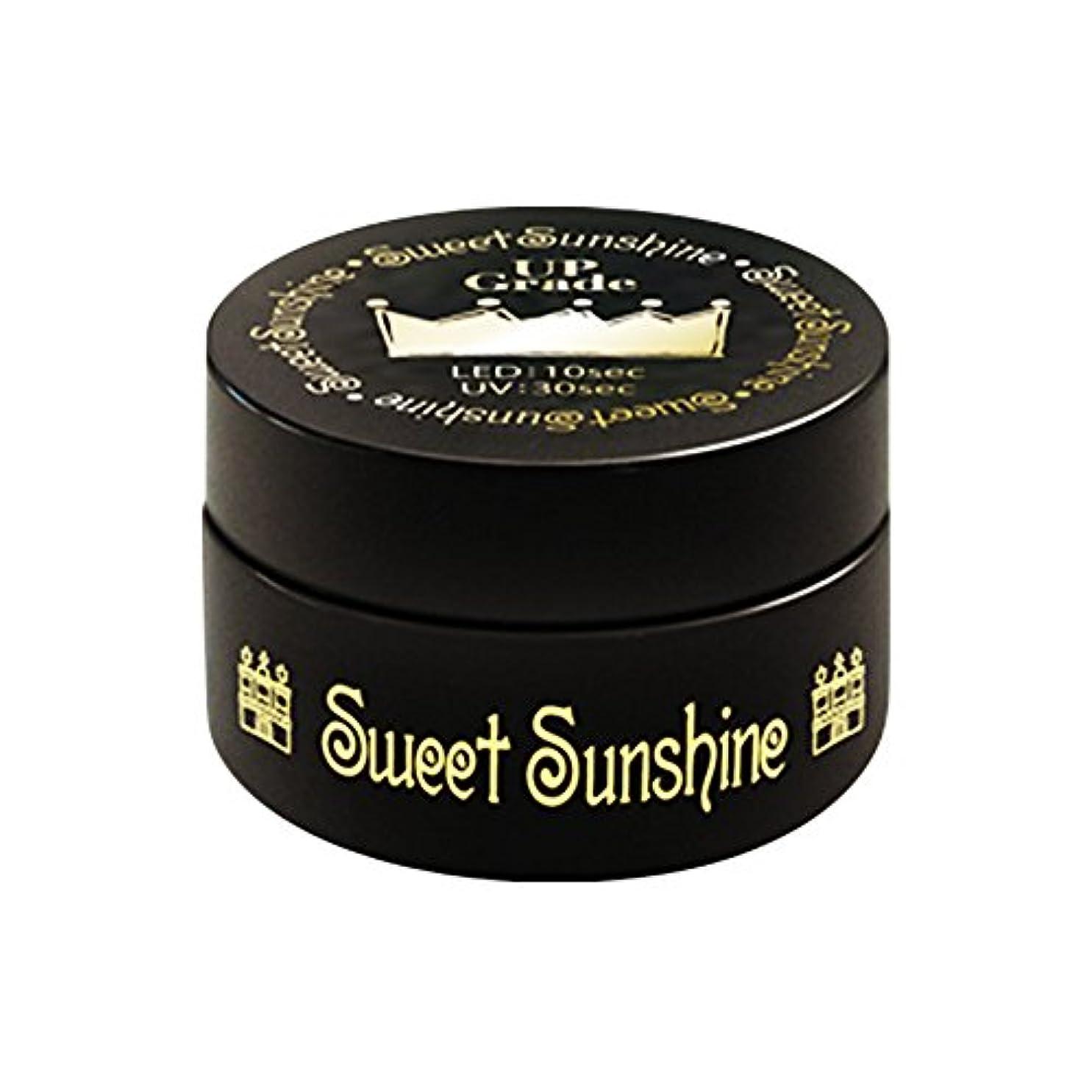 裁判官隣接困惑するSweet Sunshine ベースジェル 4g UV/LED対応