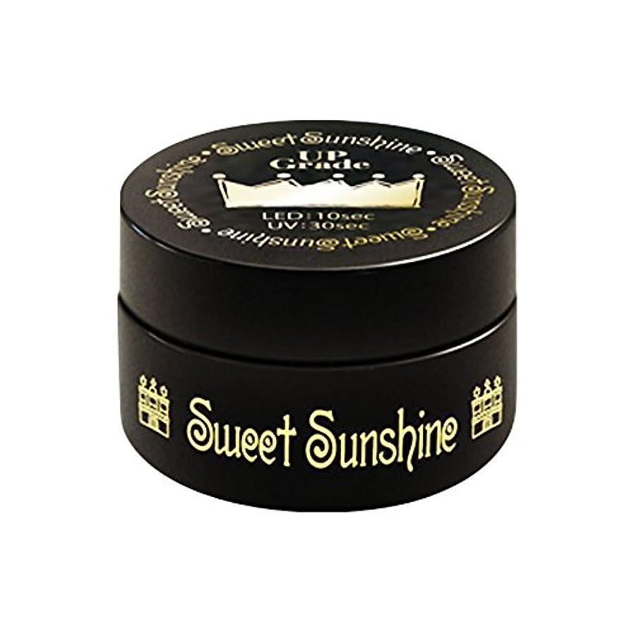 ブートバスタブ人差し指Sweet Sunshine ベースジェル 4g UV/LED対応