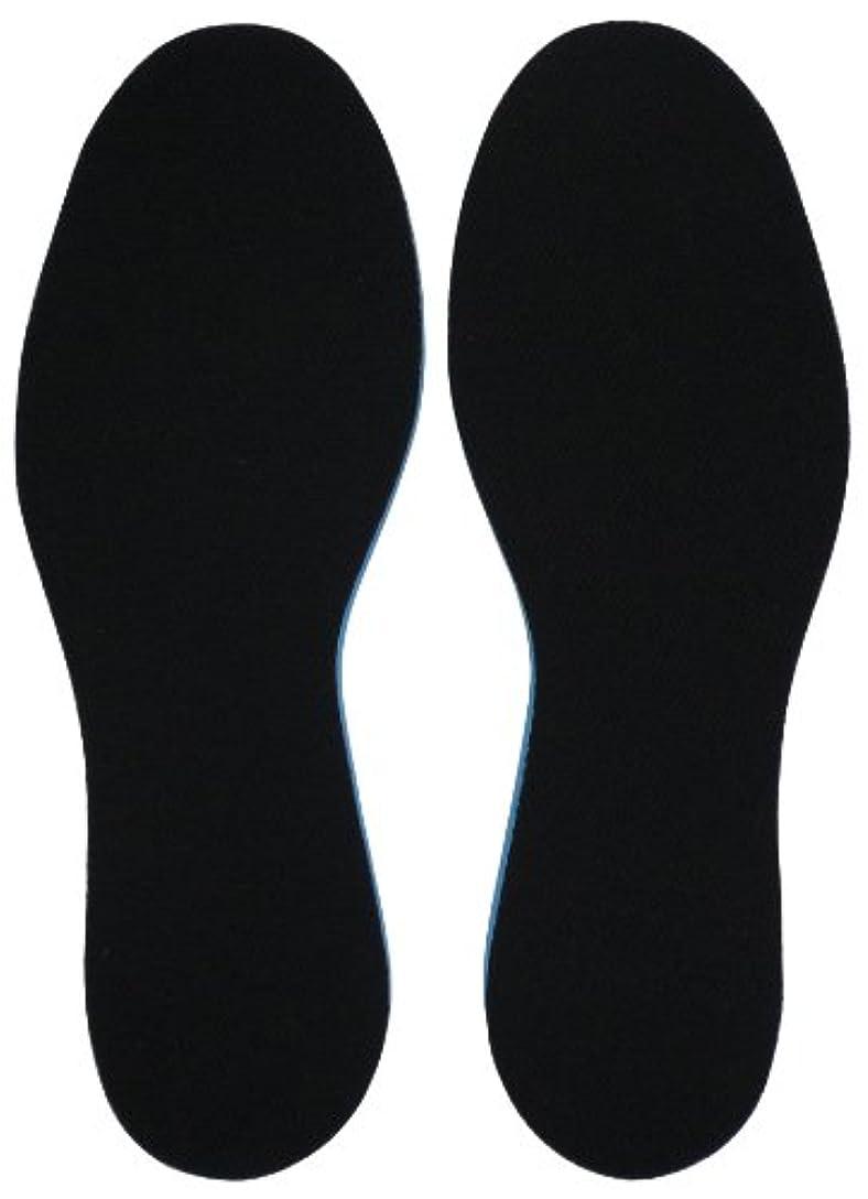 つぶやき著者反逆者コロンブス MEGA厚サイズフィッターインソール 1足分(2枚入り) 男女兼用 フリーサイズ(22.0~28.0cm)