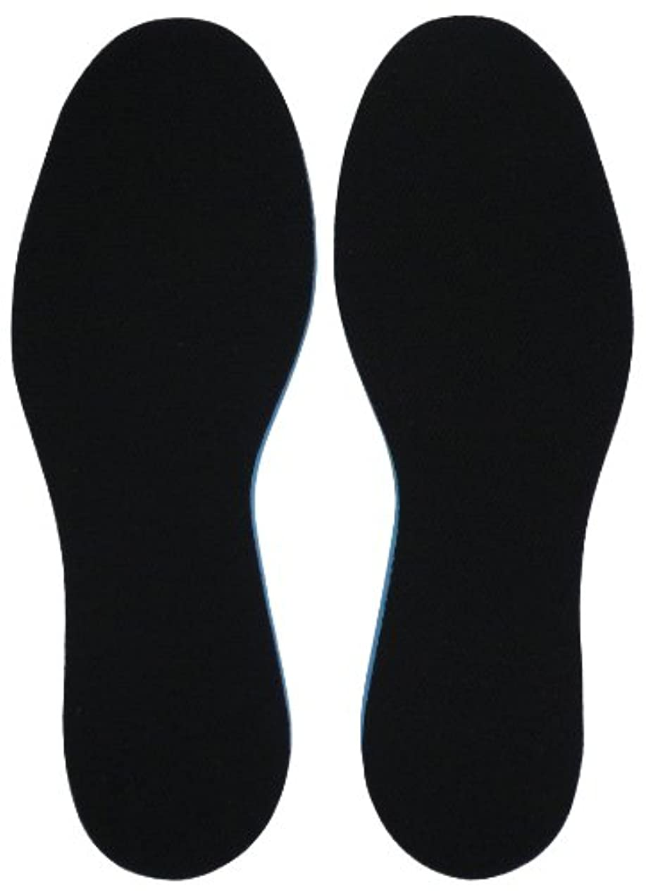 おかしい版船外コロンブス MEGA厚サイズフィッターインソール 1足分(2枚入り) 男女兼用 フリーサイズ(22.0~28.0cm)