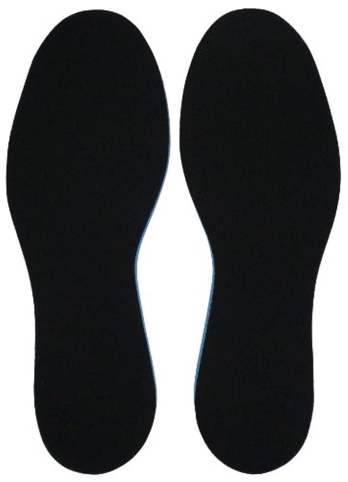 広々としたアナロジー赤コロンブス MEGA厚サイズフィッターインソール 1足分(2枚入り) 男女兼用 フリーサイズ(22.0~28.0cm)