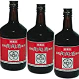 【第2類医薬品】薬用陶陶酒 銀印(甘口) 1000mL ×3