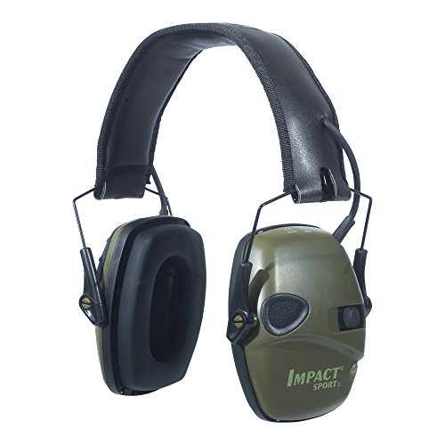 Impact Sport Electronic Earmuff インパクトスポーツ エレクトリックイヤーマフ R-01526 並行輸入品