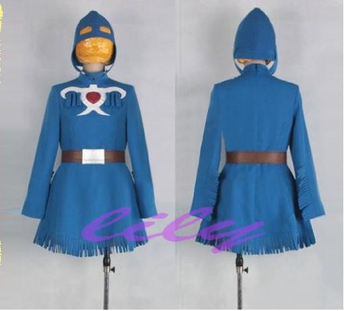 コスプレ衣装 風の谷のナウシカ 女性Mサイズ