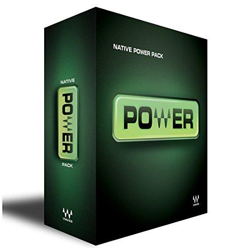 【国内正規輸入品】Waves Native Power Pack(NPP) /パッケージ品