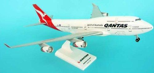 1: 200 スカイマークス Qantas ボーイング 747-400 New Colors, with Landing Gear (並行輸入)