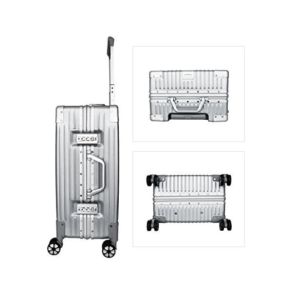 (アスボーグ)ASVOGUE スーツケース キ...の紹介画像3