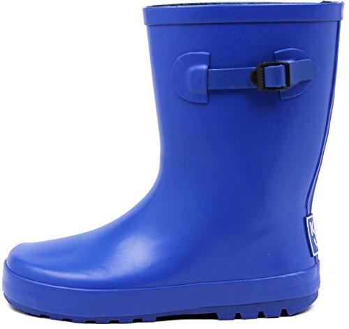 (セレブル) Celeble レインブーツ キッズ 女の子 男の子 ジュニア 長靴 雪 子供靴 ブルー 20.0
