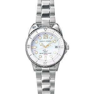 [ツモリチサト]tsumori chisato ソーラー 腕時計 レディース ビックキャット!マリン NTAM002