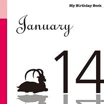1月14日 My Birthday Book