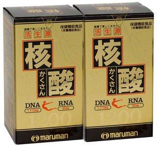 マルマン 核酸1200(600粒入)