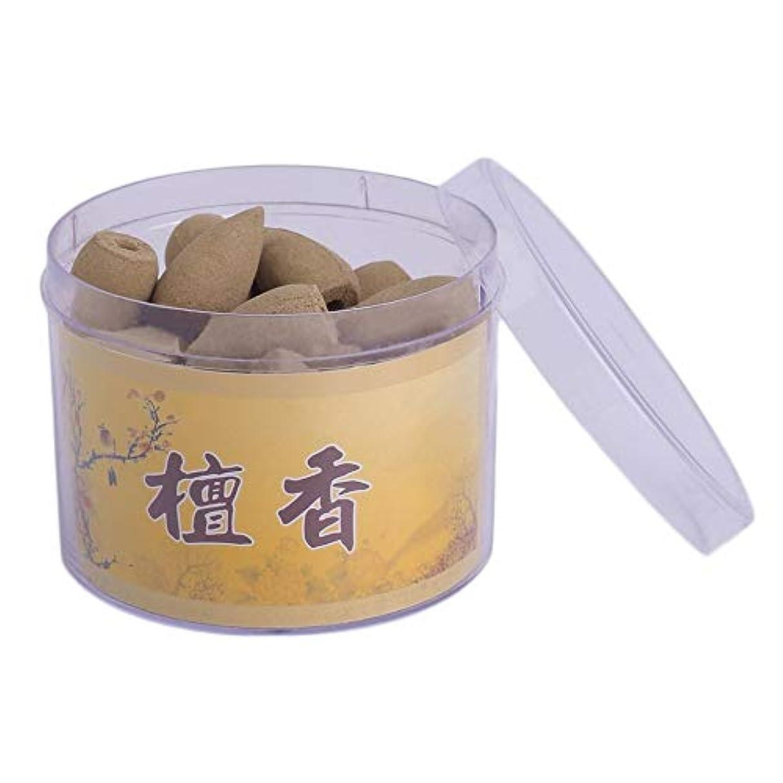 不条理スープ今晩AGVTUO 40ピースナチュラルホーム逆流逆流コーン香バーナータワー香りサンダルウッド香