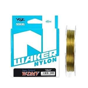 よつあみ(YGK) ナイロンライン ナスリー エヌウォーカー ナイロン 91m 0.8号 3lb ナチュラルクリアー