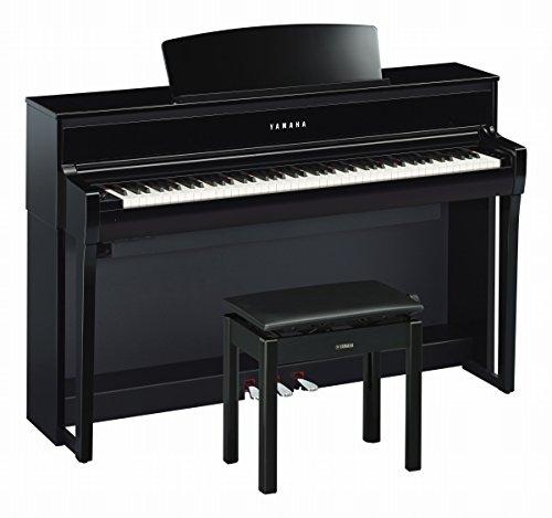 YAMAHA ヤマハ / CLP-675PE 黒鏡面艶出し仕上げ Clavinova クラビノーバ(CLP675) 電子ピアノ