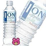 ブルボン イオン水 500mlペットボトル×24本入×(2ケース)