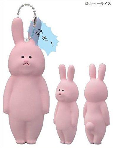 スキウサギ ぷにぷにスクイーズ (1) スキウサギ:好き!