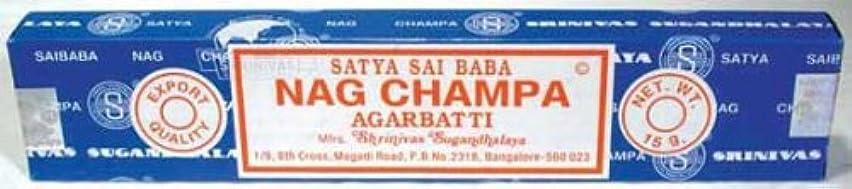 地図スペシャリスト隠されたNag Champa sticks 15グラム( isnags ) -
