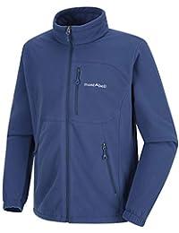 [モンベル] Mont-bell Men`s DOWNY Ⅱ jacket メンズフリースジャケット Blue ML3AWMJF222 (並行輸入品)