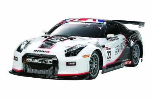 1/10 電動RCカーシリーズ No.501 SUMO POWER GT NISSAN GT-R (TT-01シャーシ TYPE-E) 58501