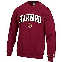Champion Adult Tackle Twill Crewneck - Officially Licensed Unisex NCAA Team Sweatshirt