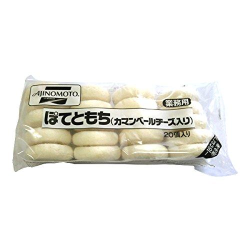 味の素 ぽてともち カマンベールチーズ入 40g×20 冷凍