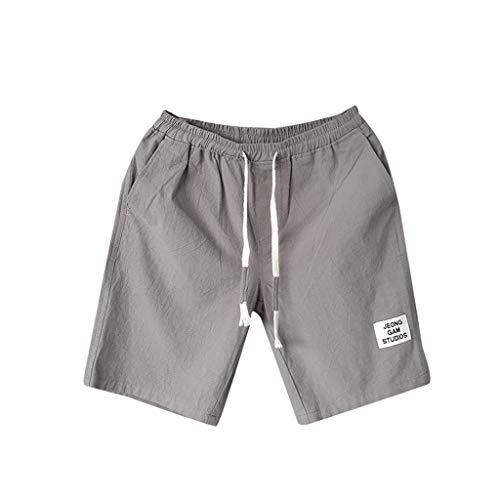 5fca453d6b81dd Plojuxi メンズ サーフパンツ おしゃれ ハーフパンツ スウェットショーツ 海パン 人気 スイムパンツ 短パン 短裤