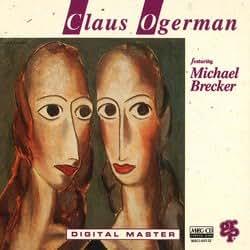 クラウス・オガーマン・フィーチャリング・マイケル・ブレッカー(Claus Ogerman Featuring Michael Brecker (MEG-CD)