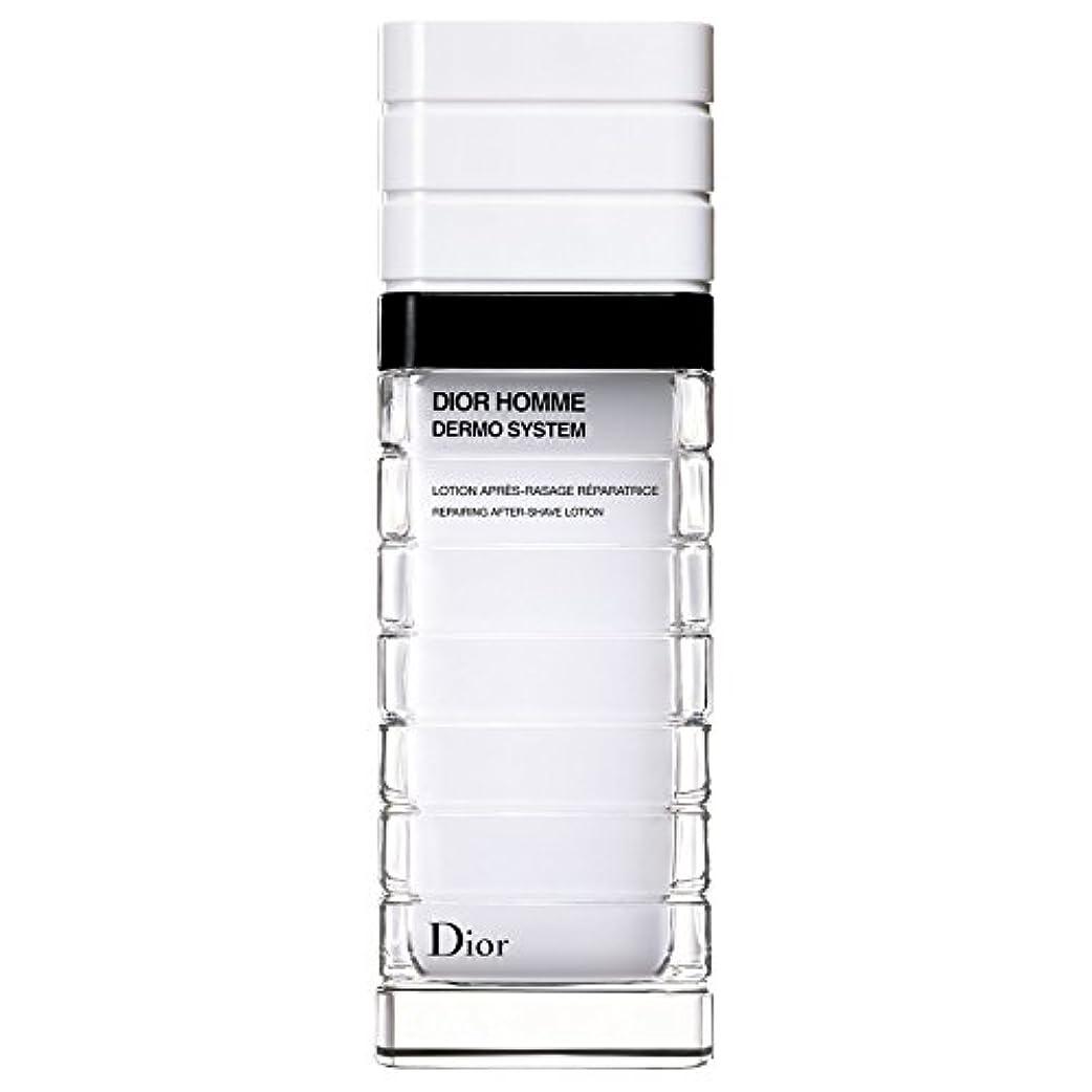ガイドライン現実的暗黙[Dior] ディオールディオールオムの、真皮システムローションポンプボトル100ミリリットル - Dior Dior Homme Dermo System Lotion Pump Bottle 100ml [並行輸入品]