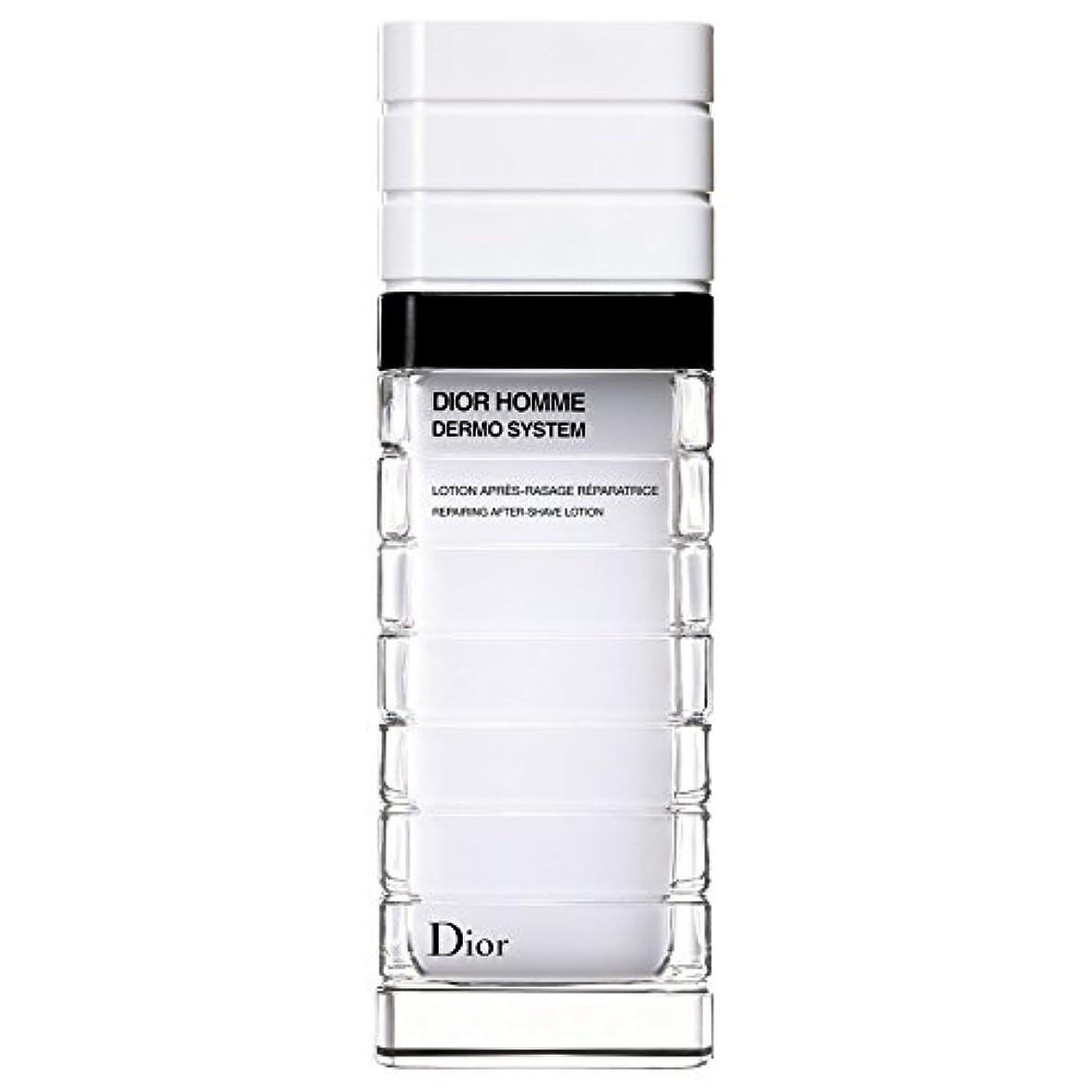 ホップ影選挙[Dior] ディオールディオールオムの、真皮システムローションポンプボトル100ミリリットル - Dior Dior Homme Dermo System Lotion Pump Bottle 100ml [並行輸入品]
