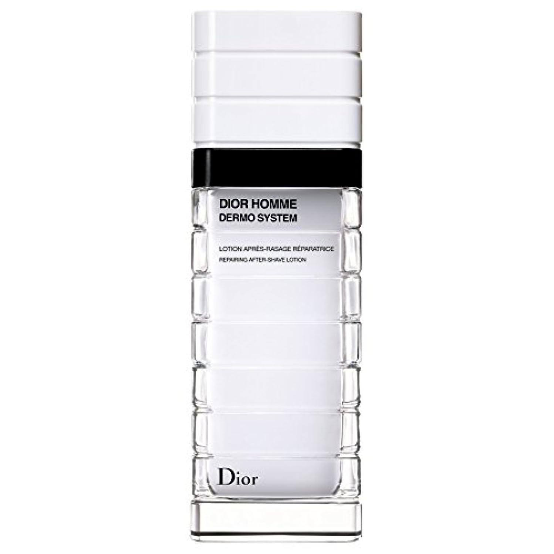 鉄道駅忠実メダリスト[Dior] ディオールディオールオムの、真皮システムローションポンプボトル100ミリリットル - Dior Dior Homme Dermo System Lotion Pump Bottle 100ml [並行輸入品]