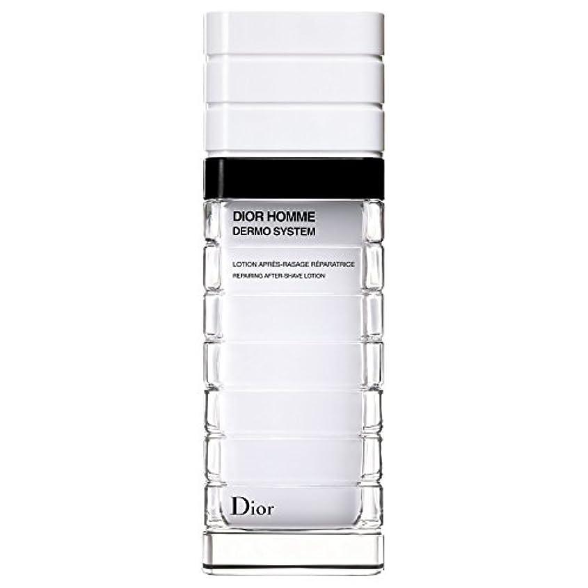 カフェテリアホースゴム[Dior] ディオールディオールオムの、真皮システムローションポンプボトル100ミリリットル - Dior Dior Homme Dermo System Lotion Pump Bottle 100ml [並行輸入品]