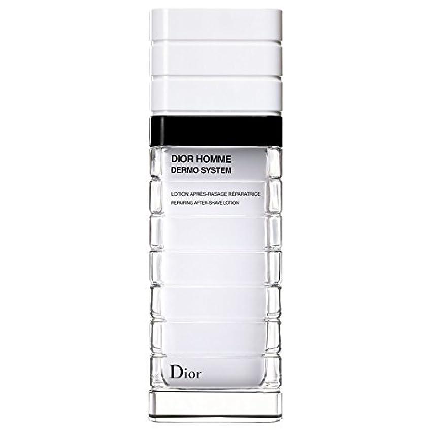 電子レンジ行進さておき[Dior] ディオールディオールオムの、真皮システムローションポンプボトル100ミリリットル - Dior Dior Homme Dermo System Lotion Pump Bottle 100ml [並行輸入品]