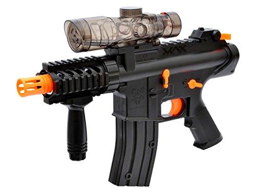ハイテック マルチプレックス ジャパン Zhi Lun × Weekender クリスタルガン M4-STORM Attacker type 10歳以上電動ガン CG-0001