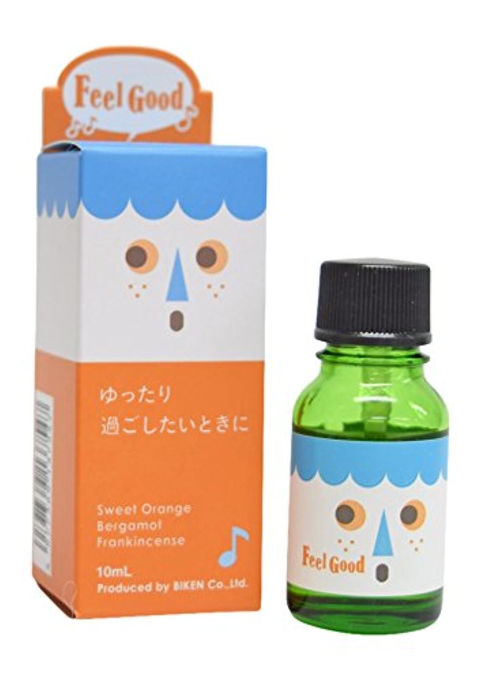 タービン抽象化習熟度デイリーアロマ 水溶性 消臭?除菌エッセンシャルオイル Feel Good