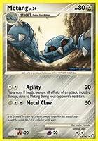 Pokemon - Metang (64) - Legends Awakened - Reverse Holo