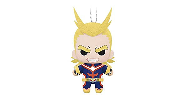 My Hero Academia Plush Toy Tomonui Aizawa All Might Denki Banprsto