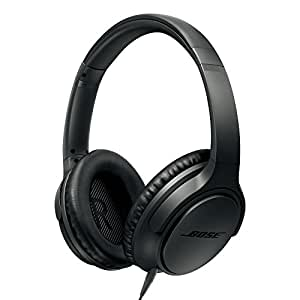 Bose SoundTrue around-ear headphones II - Apple devices : ヘッドホン 密閉型/オーバーイヤー/Apple製品対応リモコン・マイク付き チャコールブラック SoundTrue AE II IP CBK【国内正規品】