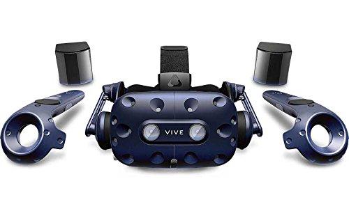 HTC VIVE Pro 99HANW009-00 バーチャルリアリティ ヘッドマウントディスプレイ VRヘッドセット VIVE Pro (ヴァイブ プロ)