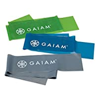 Gaiam Restore Strength and Flexibility Kit [並行輸入品]