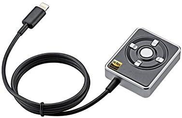 Logitecハイレゾ変換アダプター Lightningコネクタ対応 MFI取得 ヘッドホンアンプ DAC(192kHz/24bit)搭載 シルバー LHP-A192HRSV