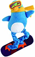 Dogit Style Snowboarding Snowman [並行輸入品]