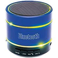 ピーナッツクラブ Audin sound ライティングスピーカー ブルー KK-00318